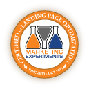 Certified Advance Landing Page Optimization Specialists