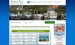 Find Southwest Florida waterfront properties