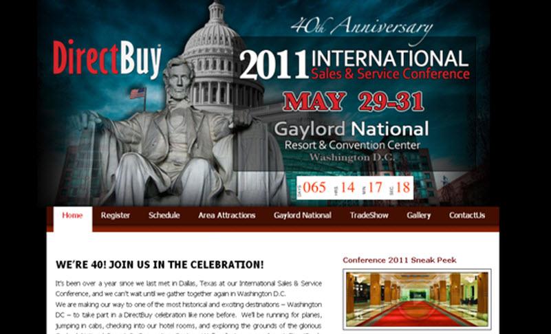 DirectBuy 2011 International Sales & Service Conference