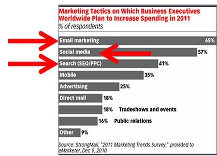 Marketing Trends Survey 2011