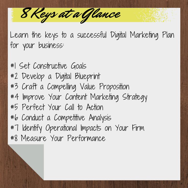 8 keys to success