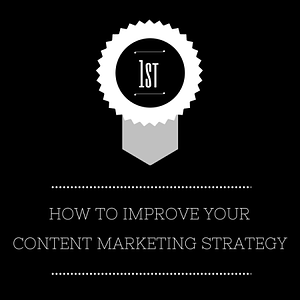 Improving Content Marketing