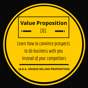 Developing a Killer Value Proposition for Your Business