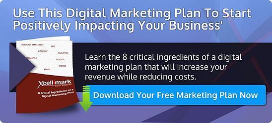Digital Marketing Plan CTA