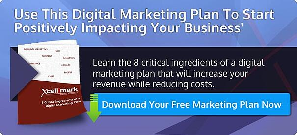 Digital Marketing Plan CTA