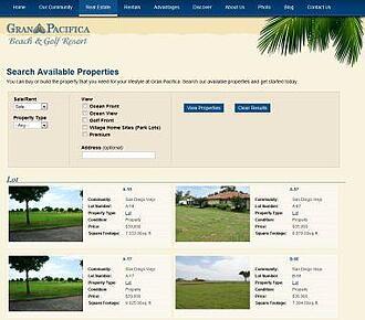 Properties for Sale at Gran Pacifica in Nicaragua