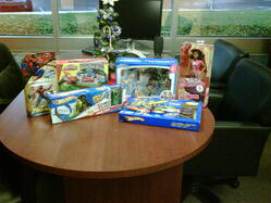 Toys for Tots 2011
