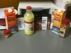 Hot Cocoa & Egg Nog Day