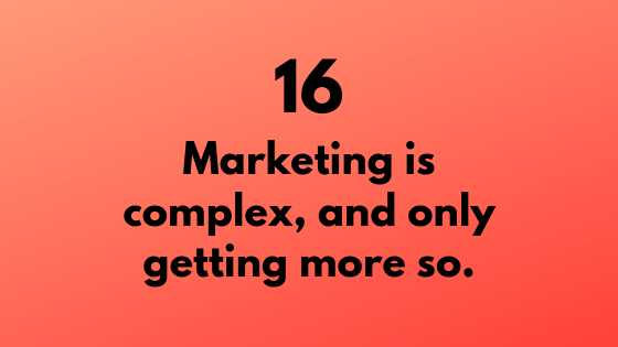 #16 - Marketing is Complex & Getting More So | Xcellimark Training