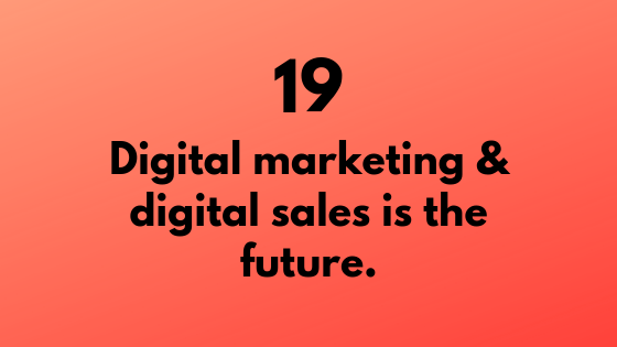 #19 - Digital Marketing & Sales are the Future | Xcellimark Training
