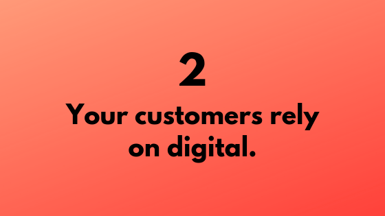 #2 - Customers Rely on Digital | Xcellimark Training
