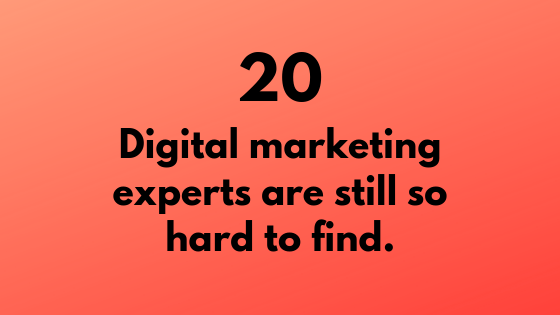 #20 - Digital Marketing Experts are Hard to Find | Xcellimark Training