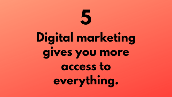 #5 - Get More Access to Everything with Digital Marketing | Xcellimark Training