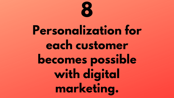 #8 - More Personalization is Possible with Digital Marketing | Xcellimark Training