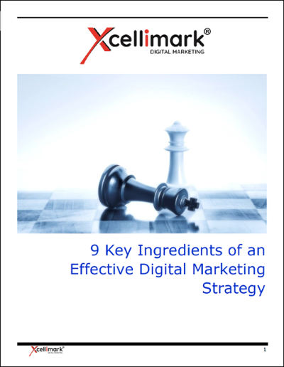 9 Key Ingredients of an Effective Digital Marketing Strategy