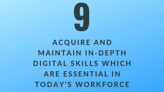 Acquire & Maintain In-Depth Digital Skills Essential in Workforce   Xcellimark Training
