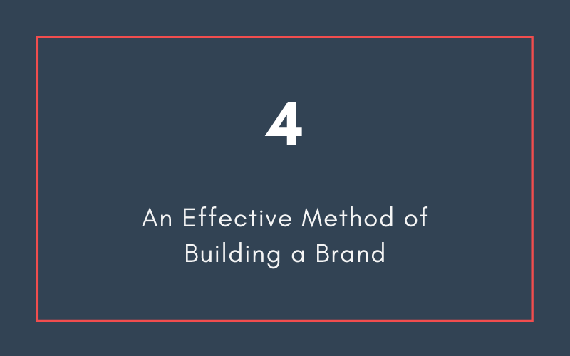 An Effective Method of Building a Brand | Xcellimark Blog