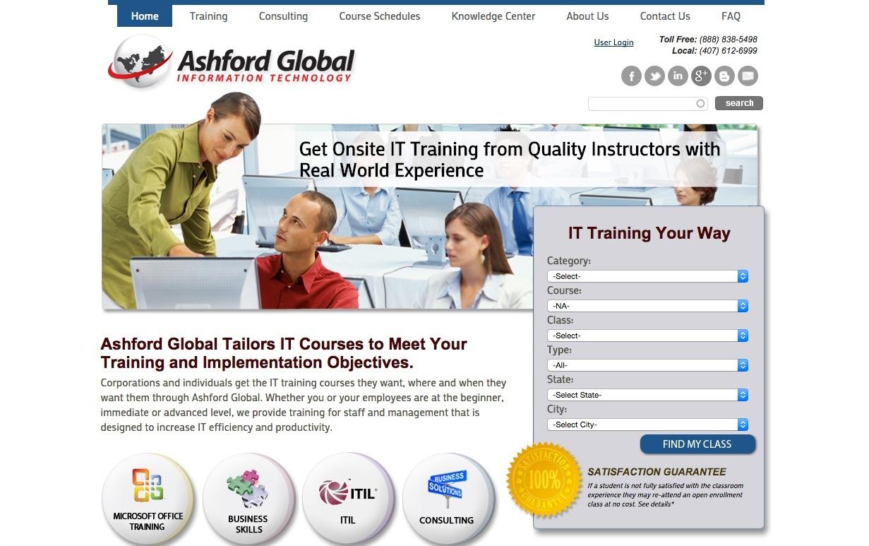 Ashford Global