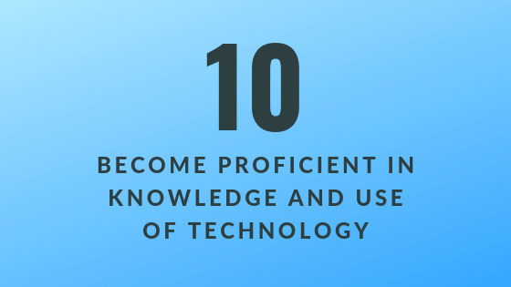 Become Proficient in Knowledge & Technology   Xcellimark Training
