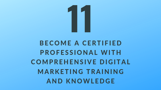 Become a Certified Professional with Digital Marketing Training   Xcellimark Training