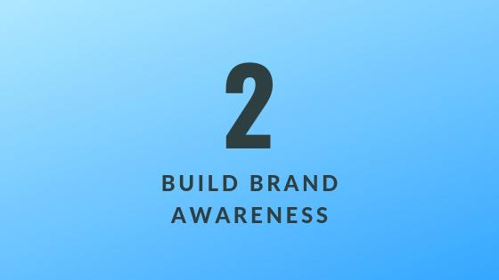 Build Brand Awareness   Xcellimark Training