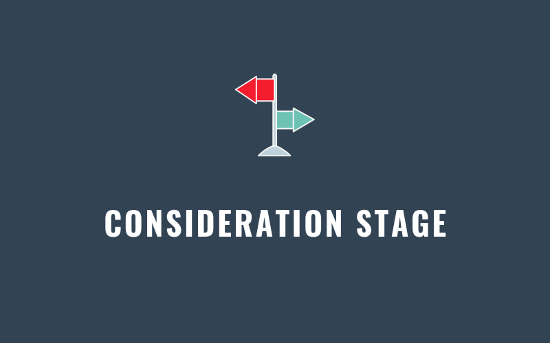 Consideration Stage of the Buyers Journey | Xcellimark Blog