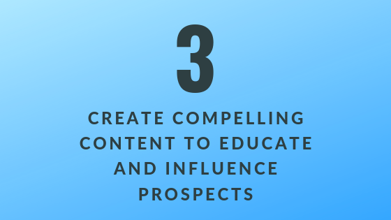 Create Compelling Content to Educate & Influence Prospects   Xcellimark Training