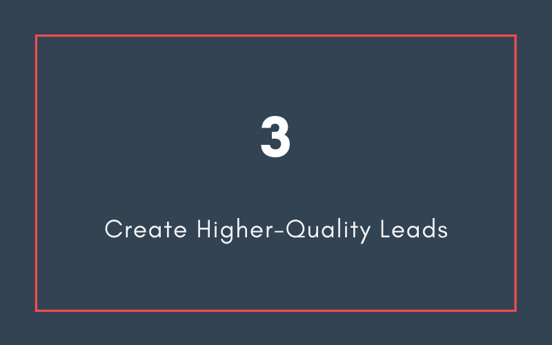 Create Higher-Quality Leads | Xcellimark Blog