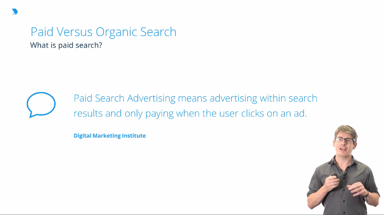Paid Search and Google Ads