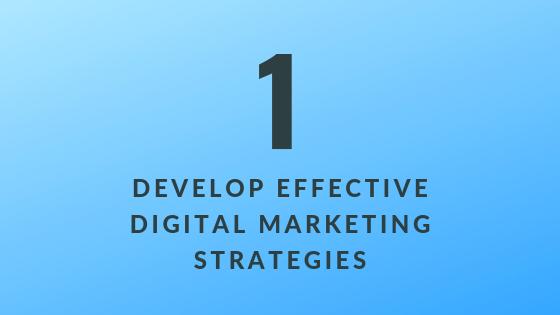 Develop Effective Digital Marketing Strategies | Xcellimark Training