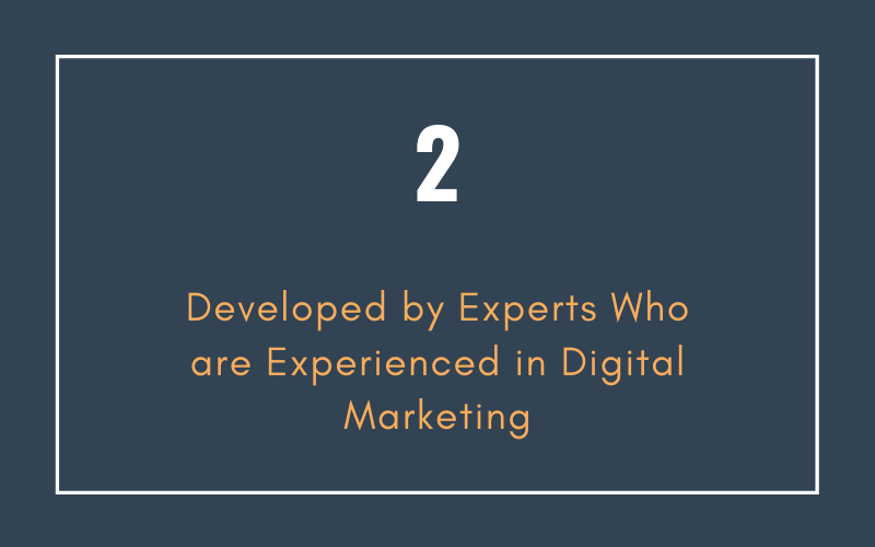 Developed by Experts Who are Experienced in Digital Marketing | Xcellimark Training