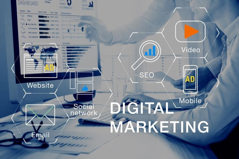Digital Marketing for Banks
