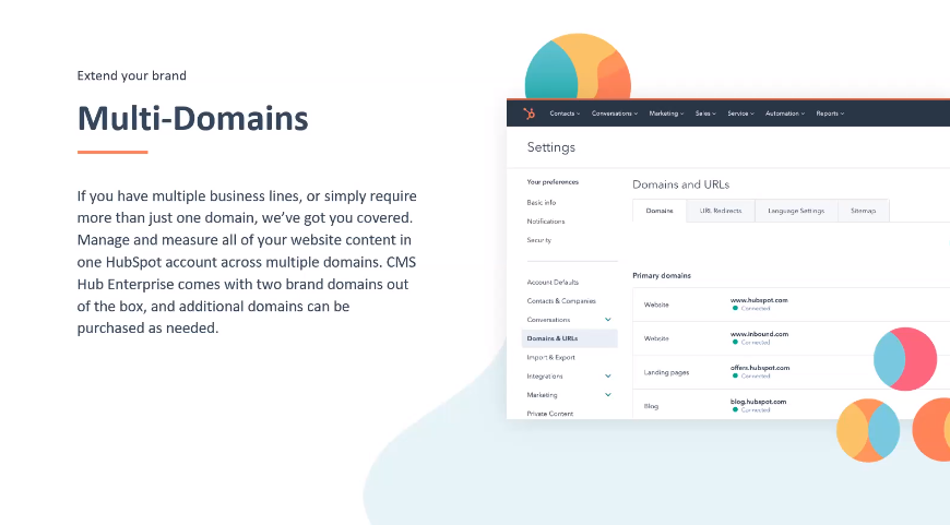 HubSpot CMS Multi Domains - Xcellimark Blog