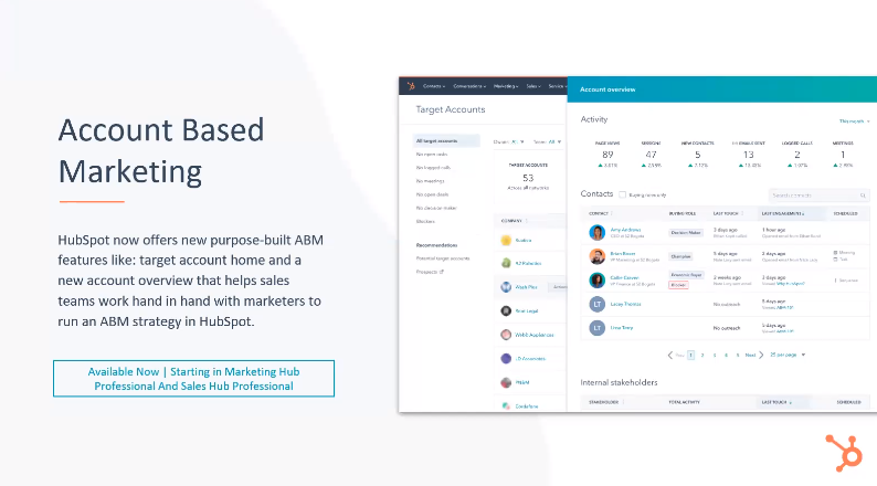 HubSpot Account-Based Marketing Tools - Xcellimark Blog