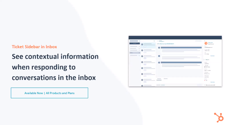 HubSpot Ticket Sidebar in Inbox - Xcellimark Blog
