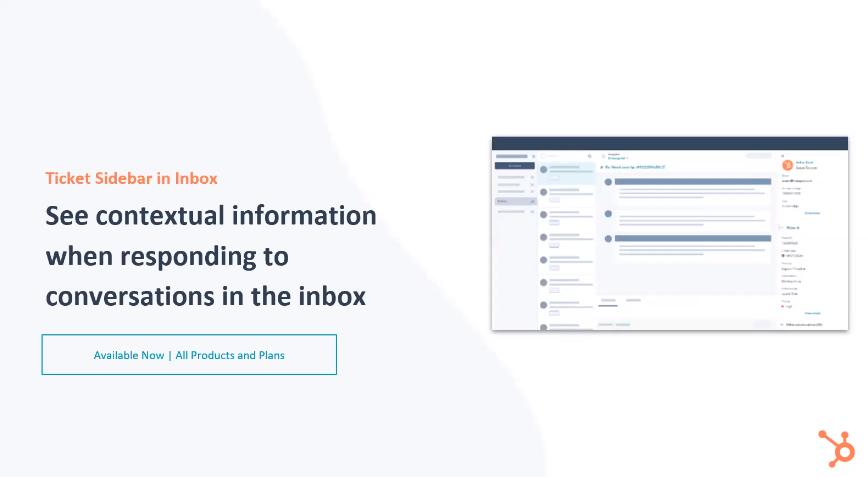 HubSpot Ticket Sidebar in Inbox - Xcellimark Blog