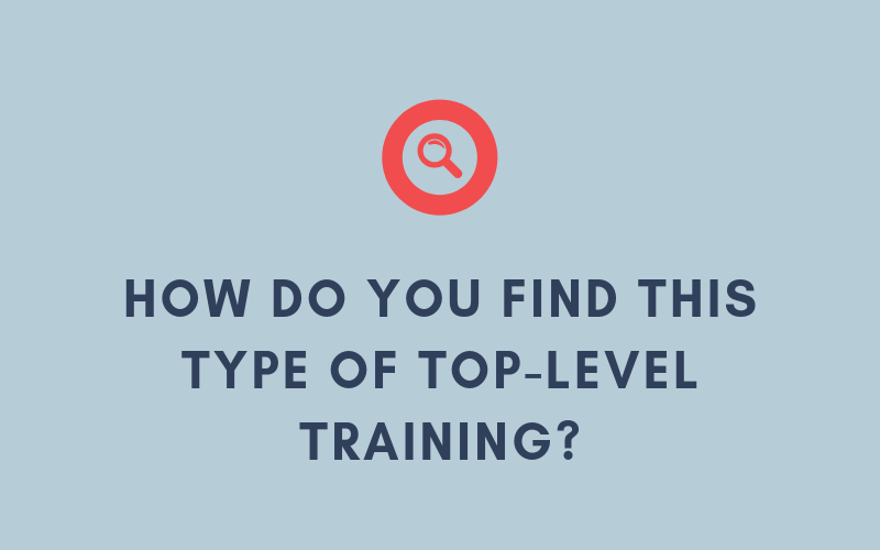 How Do You Find This Type of Top-Level Training? | Xcellimark Blog