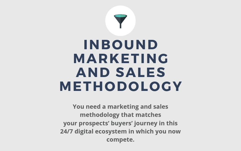 Inbound Marketing & Sales Methodology | Xcellimark Blog