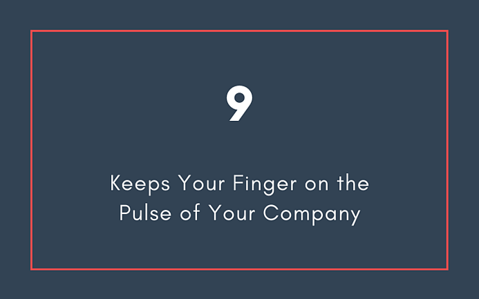 Keeps Your Finger on the Pulse of Your Company | Xcellimark