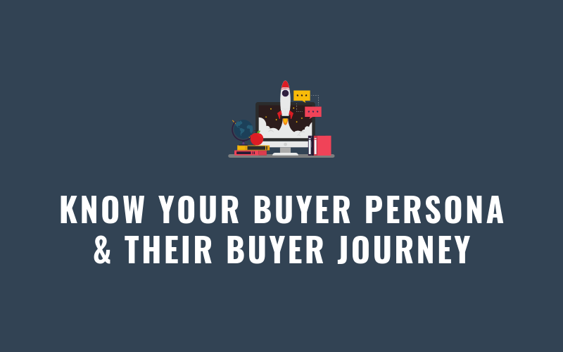 Know Your Buyer Persona and Their Buyer Journey | Xcellimark Blog