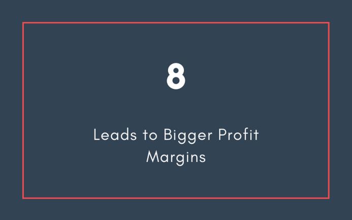Leads to Bigger Profit Margins | Xcellimark
