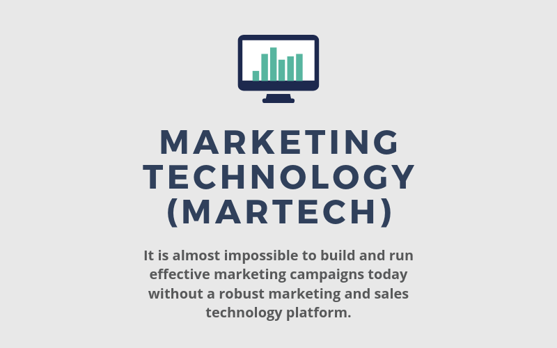 Marketing Techonology (MarTech) | Xcellimark Blog