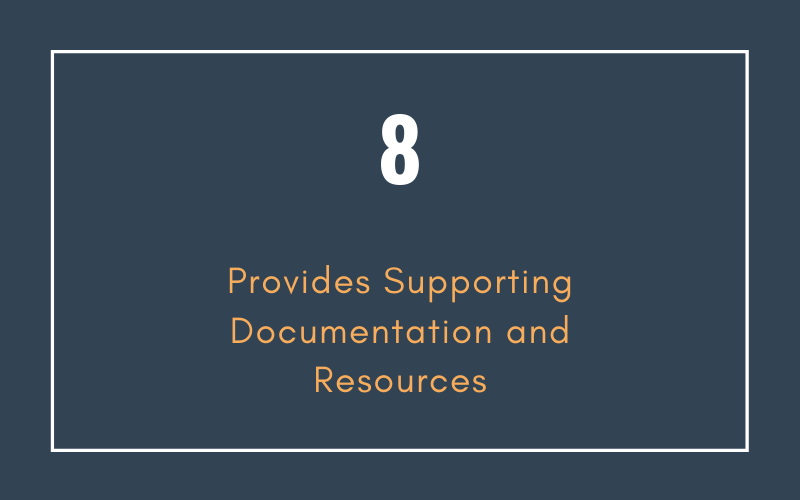 Digital Training That Provides Supporting Documentation and Resources | Xcellimark Training