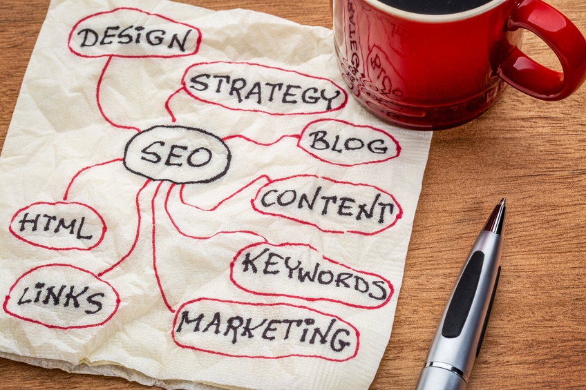 Search Engine Optimization - Xcellimark