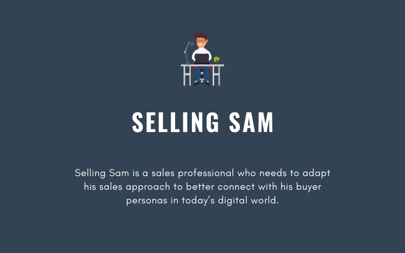 Selling Sam Buyer Persona | Xcellimark Blog