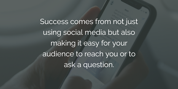 Success in Social Media Marketing | Xcellimark Blog