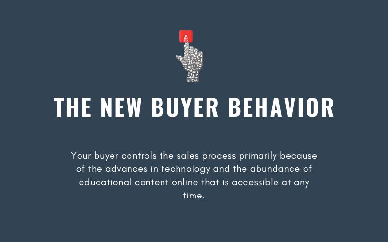 The New Buyer Behavior | Xcellimark Blog