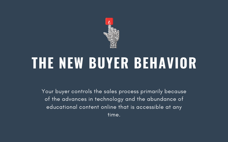 The New Buyer Behavior | Xcellimark Blog