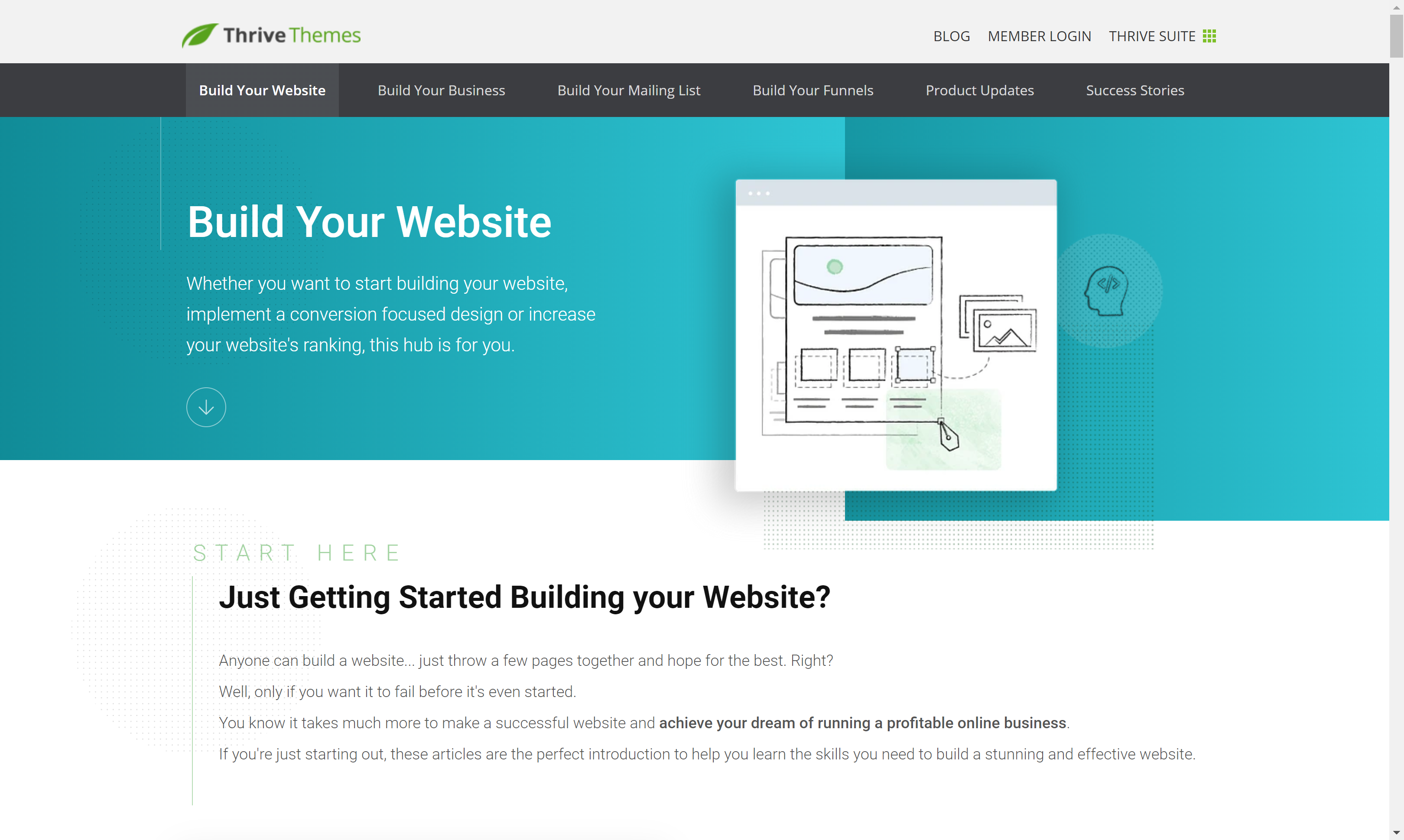 Thrive Themes Example