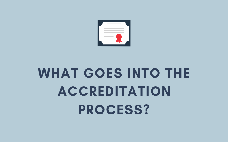 What Goes Into the Accreditation Process? | Xcellimark Blog